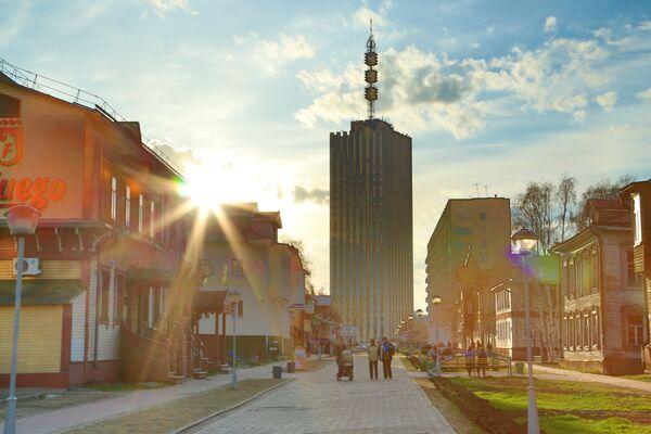 Archangielsk - Sputnik Polska