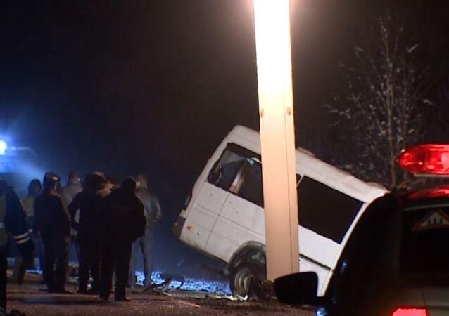 Poważny wypadek w Mari El
