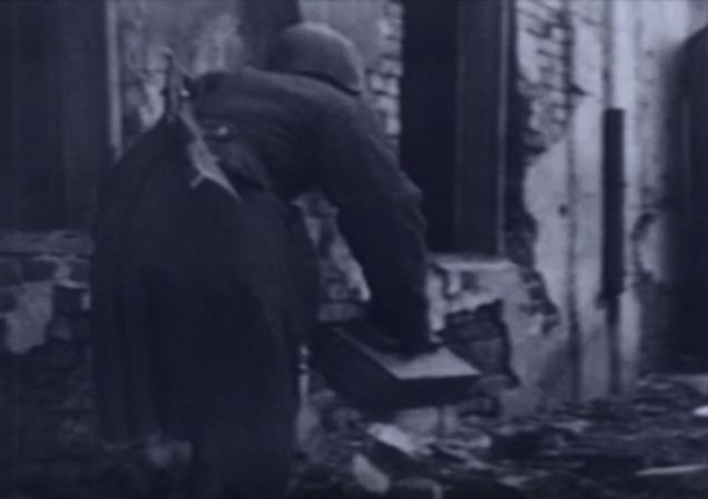 Operacja ofensywna w bitwie pod Stalingradem  podczas Wielkiej Wojny Ojczyźnianej