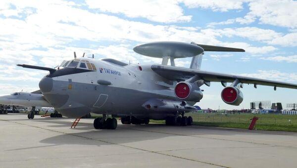 Rosyjski samolot wczesnego ostrzegania A-100 - Sputnik Polska