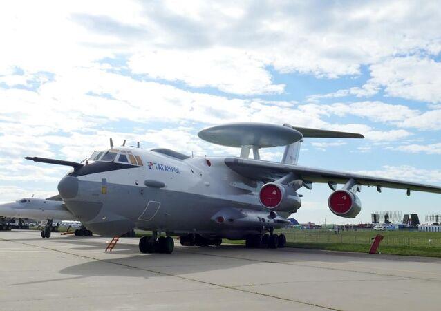 Rosyjski samolot wczesnego ostrzegania A-100
