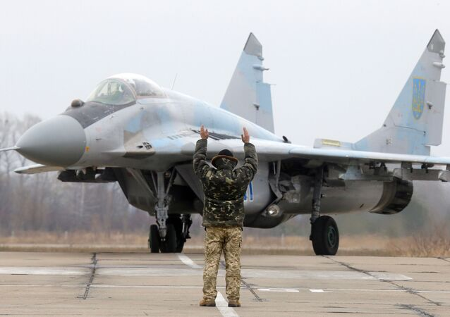 Ukraiński MiG-29
