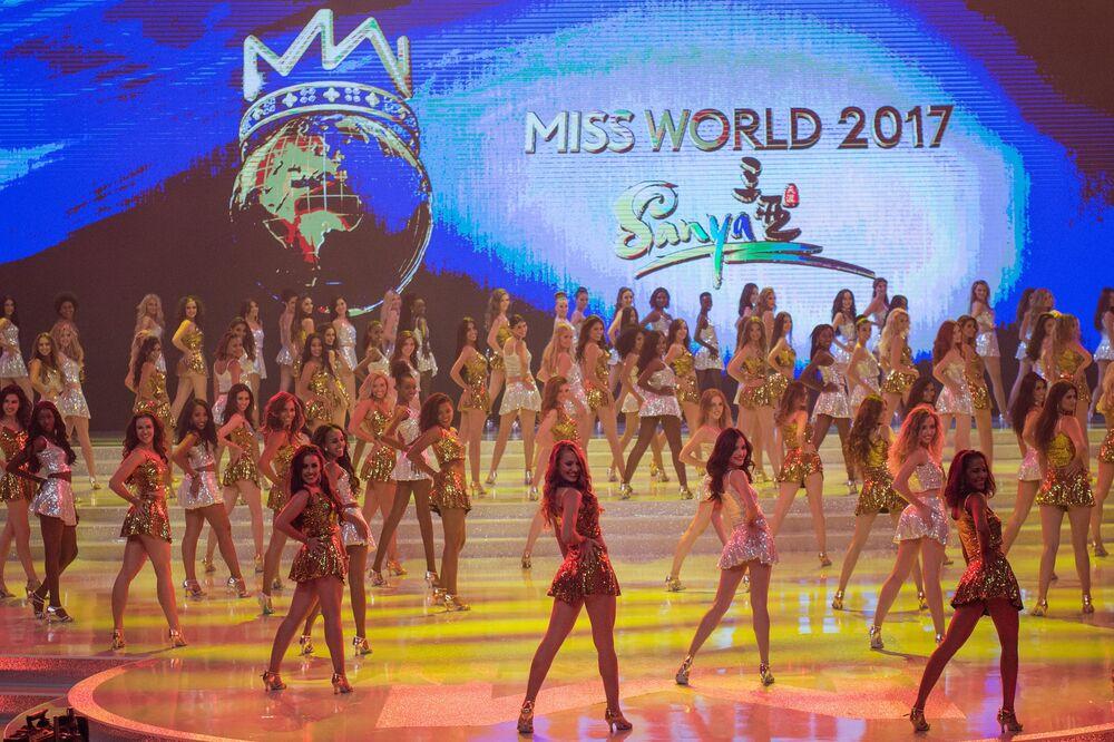 Finał konkursu piękności Miss Świata 2017 odbył się w mieście Sanya w Chinach.