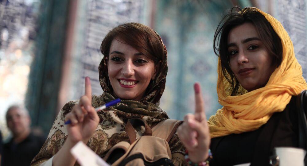 Irańskie kobiety