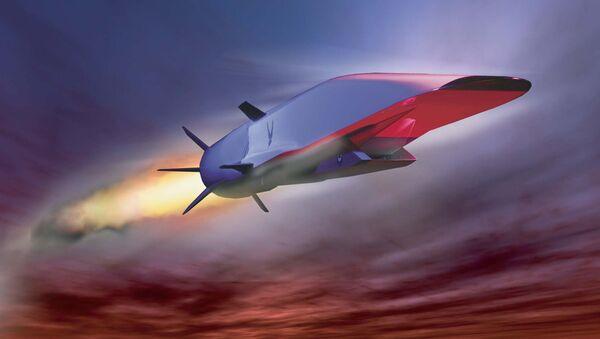 Rakieta hipersoniczna X-51A Waverider - Sputnik Polska