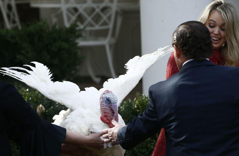 Święto Dziękczynienia w Białym Domie