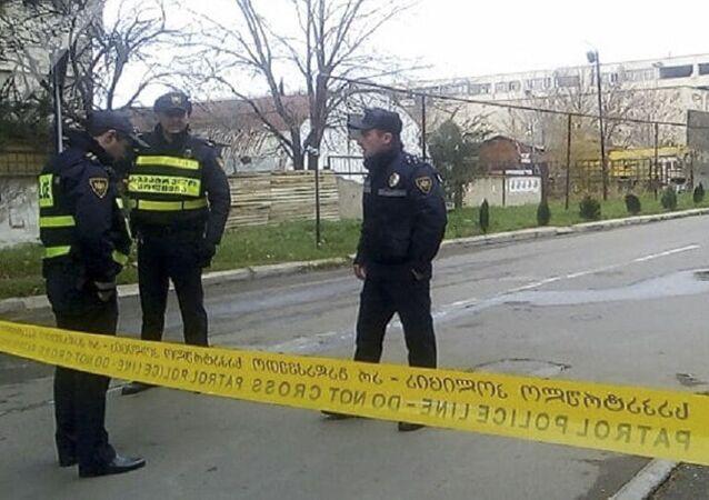 Operacja specjalna w Tbilisi