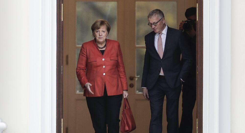 Kanclerz Niemiec Angela Merkel (Archiv)