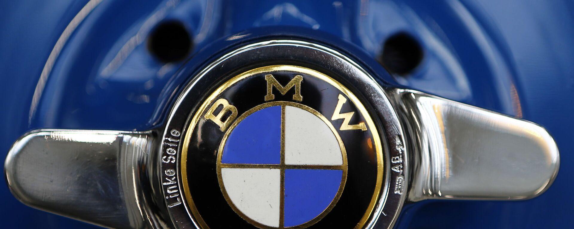 Logo niemieckiego koncernu BMW - Sputnik Polska, 1920, 24.07.2021