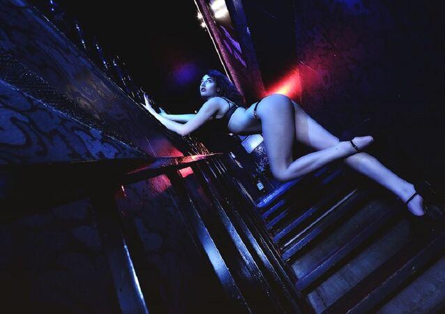 Striptizerka