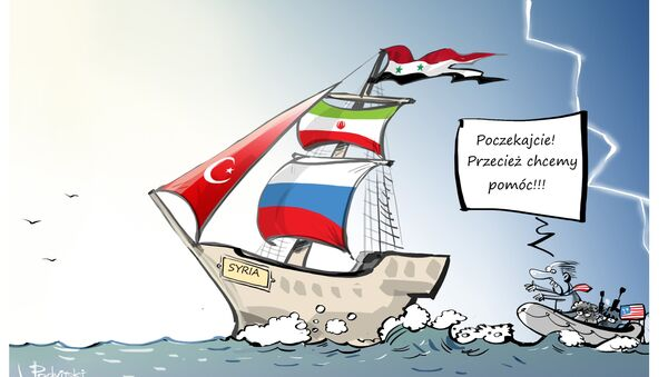 Syria - Sputnik Polska