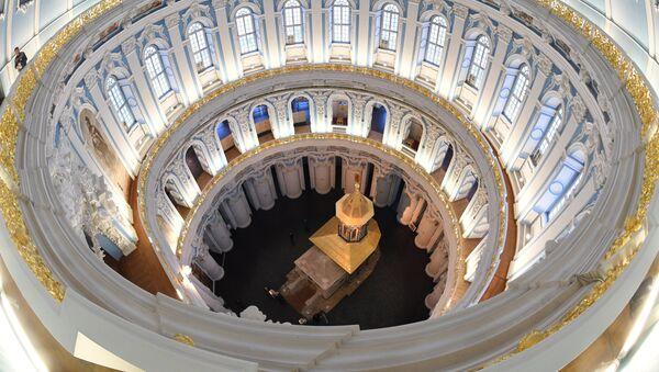 Nowe Jeruzalem (Monaster Zmartwychwstania Pańskiego w Istrze) - Sputnik Polska
