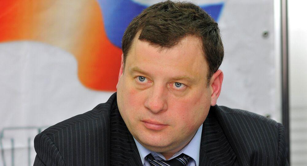Deputowany Jurij Szwytkin