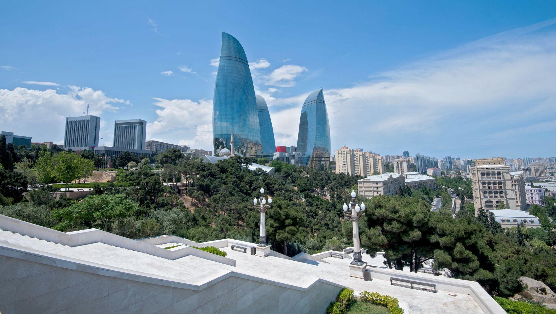Baku - Sputnik Polska, 1920, 15.05.2021