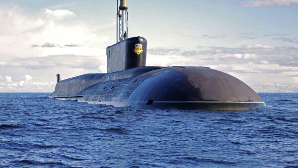 Okręt podwodny Aleksander Newski - Sputnik Polska