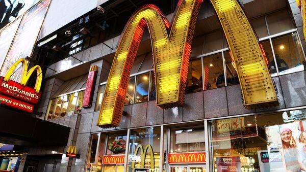 Restauracja McDonald's - Sputnik Polska