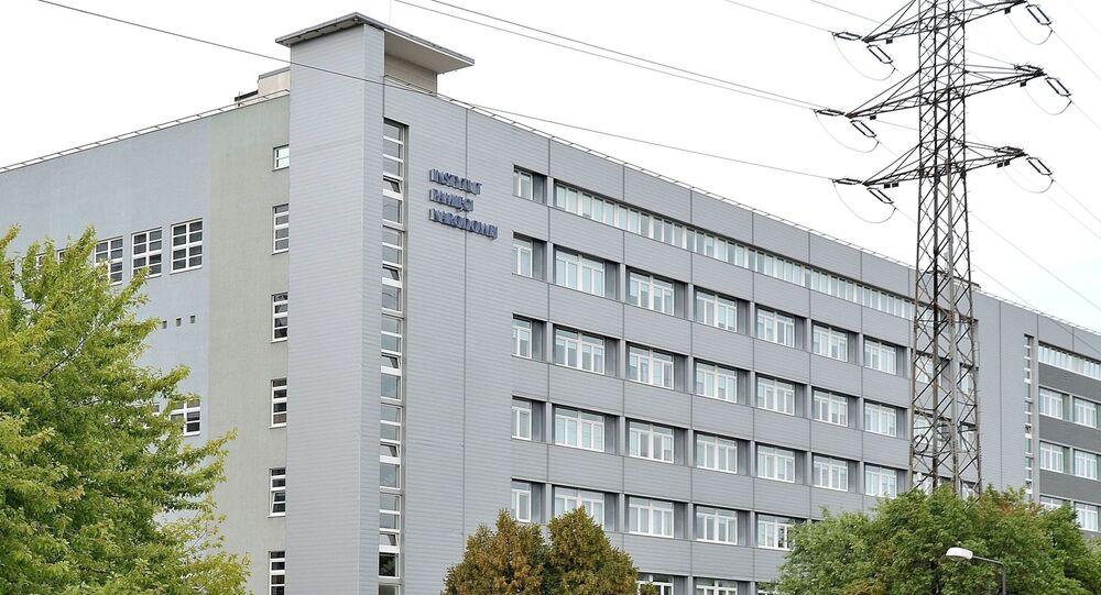 Budynek Instytutu Pamięci Narodowej w Warszawie