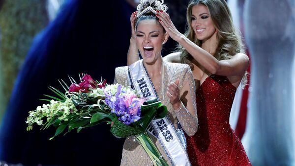 Miss Universe-2017 Demi-Leigh Nel-Peters - Sputnik Polska