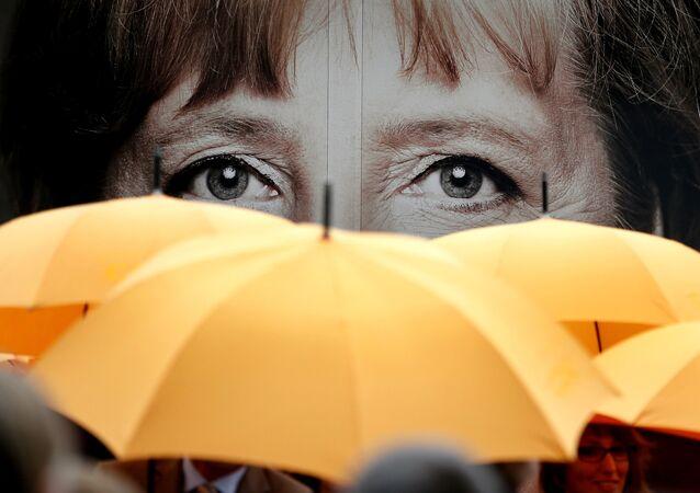 Zwolennicy CDU