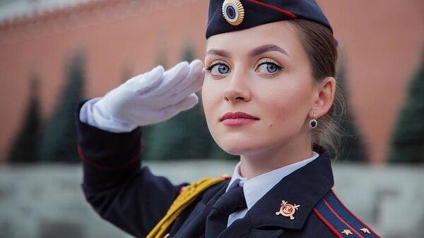 Policjantka Maria Kotikowa - Sputnik Polska