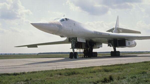 Bombowiec Ту-160 - Sputnik Polska