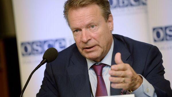 Szef Zgromadzenia Parlamentarnego OBWE Ilkka Kanerva - Sputnik Polska