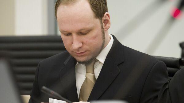 Anders Breivik - Sputnik Polska