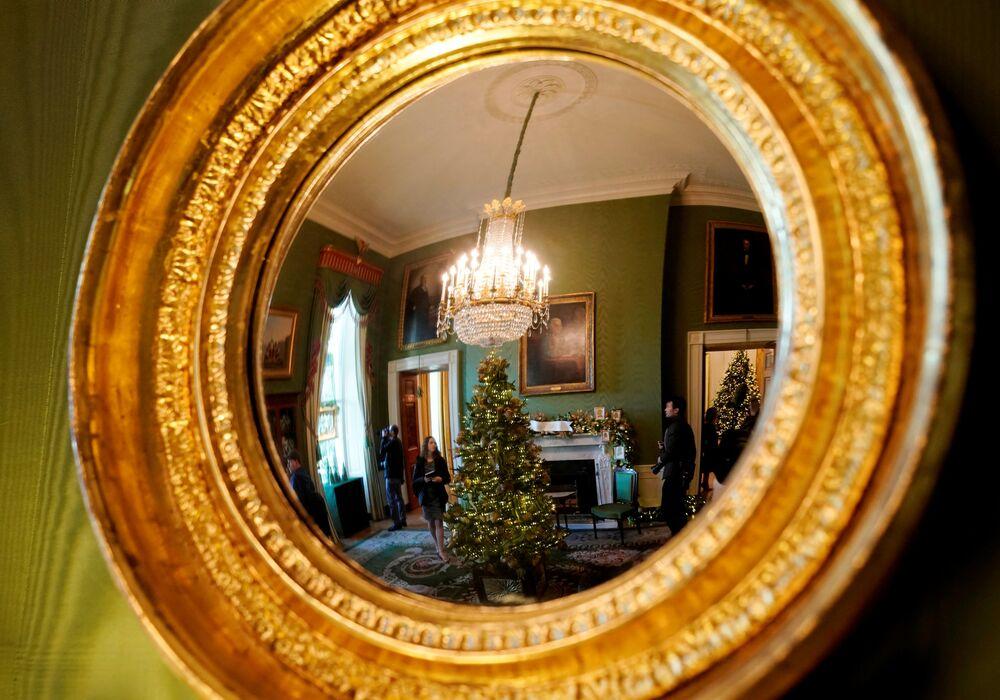 Zielony Pokój w Białym Domu