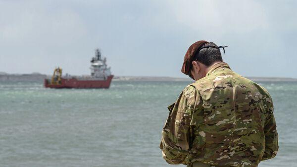 Operacja poszukiwawcza związana z zaginięciem okrętu podwodnego San Juan - Sputnik Polska