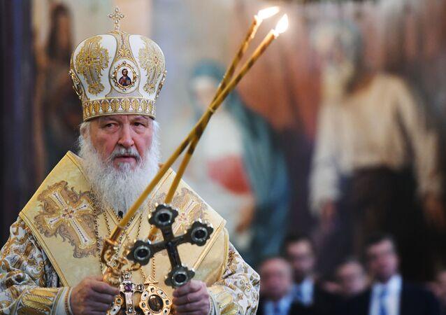 Patriarcha Cyryl