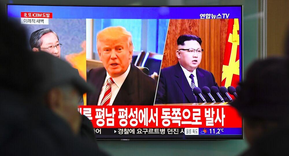 Południowokoreańska telewizja