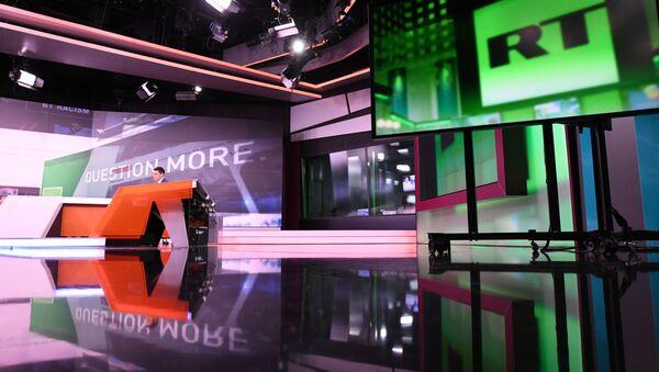 Biuro RT w Moskwie - Sputnik Polska