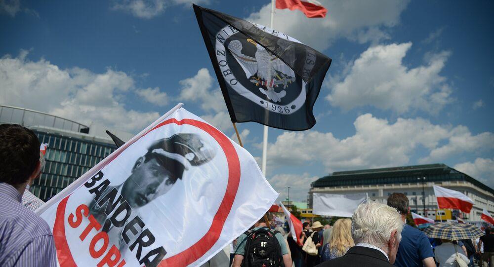 Akcja pamięci o ofiarach Rzezi Wołyńskiej