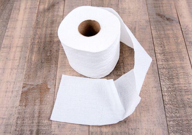 Rulon papieru toaletowego