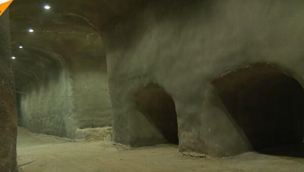 Podziemny cmentarz w Jerozolimie - Sputnik Polska