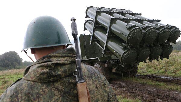System rakietowy Bał - Sputnik Polska