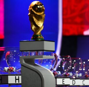 Preparation for 2018 FIFA World Cup draw