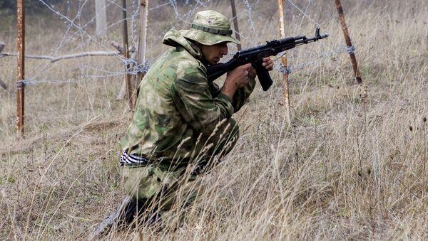 Przechodząc na służbę w rosyjskie armii, Osetyjczycy będą musieli odejść z sił zbrojnych republiki. - Sputnik Polska