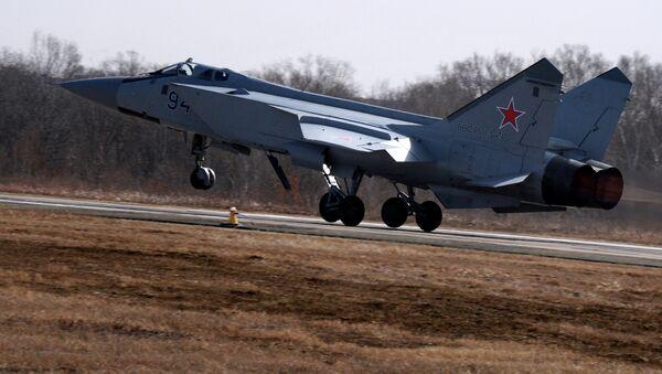 MiG-31BM - Sputnik Polska