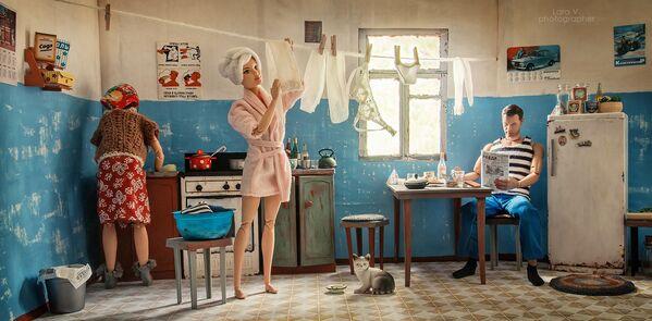 Barbie i Ken w ZSRR - Sputnik Polska