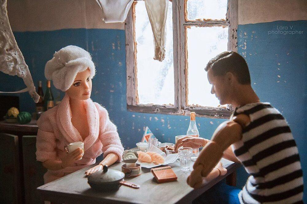 Barbie i Ken w ZSRR