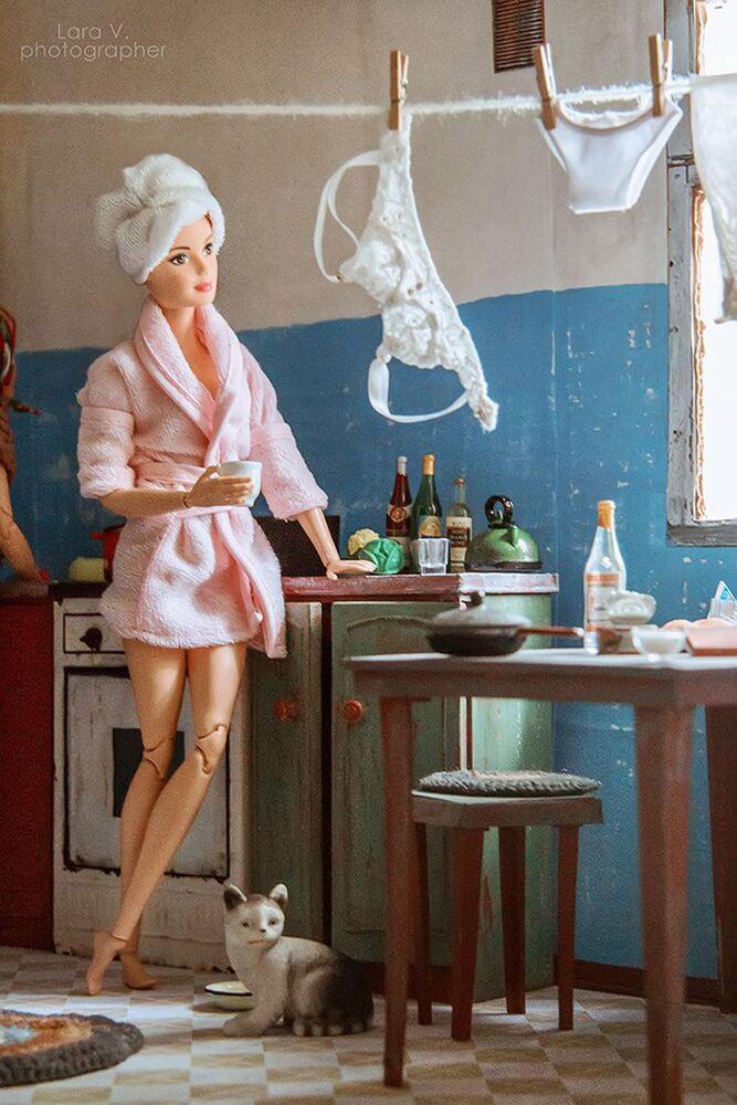 Barbie w ZSRR