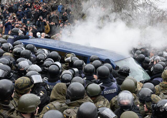 Ukraińskie służby