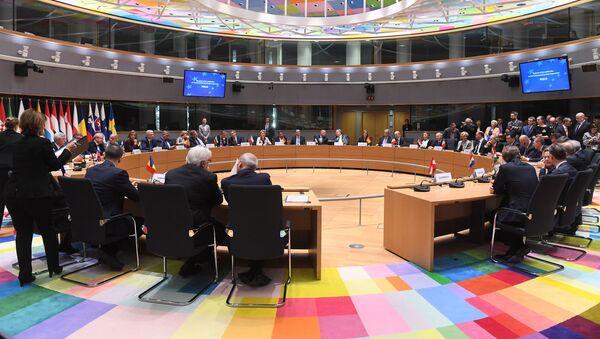 Podpisanie deklaracji PESCO w Brukseli - Sputnik Polska