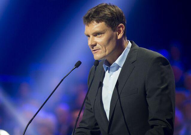 Były minister sportu i turystyki Adam Korol