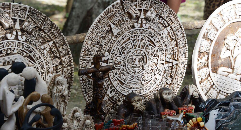 Pamiątki po cywilizacji Majów