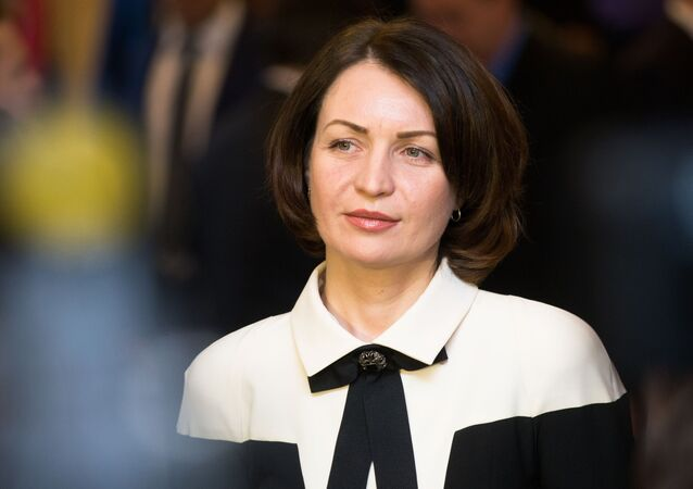 Oksana Fadina