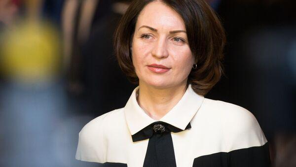 Oksana Fadina - Sputnik Polska