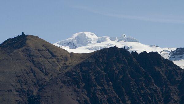 Wulkan Öræfajökull na Islandii - Sputnik Polska