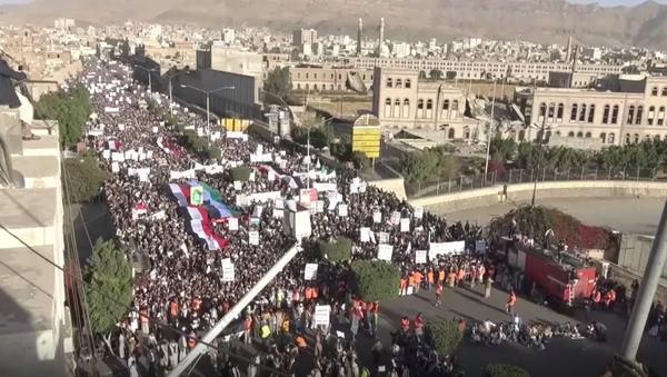 Protesty odbywają się w wielu państwach po decyzji Trumpa o uznaniu Jerozolimy za stolicę Izraela - Sputnik Polska